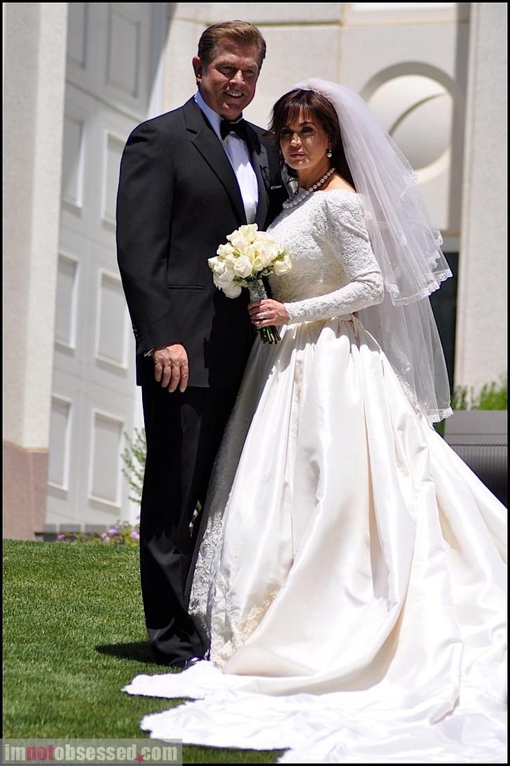 Marie Osmond Wedding Dress