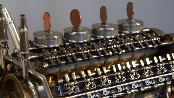 Foto de Motor miniatura Patelo W32 (10/20)