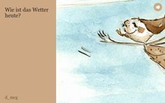 Wie ist das Wetter heute? A nice simple story with lots of weather vocabulary.