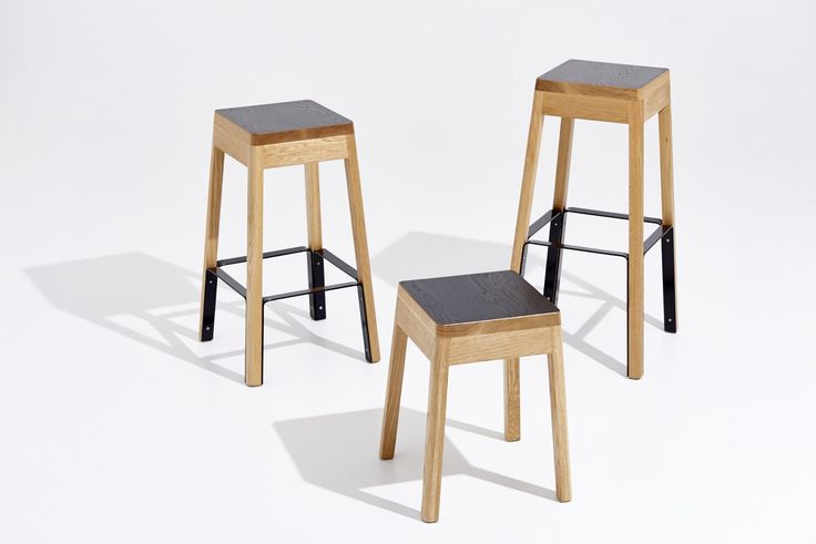 With its practical and robust form, the Cinder Stool couples timber and steel in a simple yet cohesive design, highlighted with accents of black against natural solid timber tones. The Cinder range…