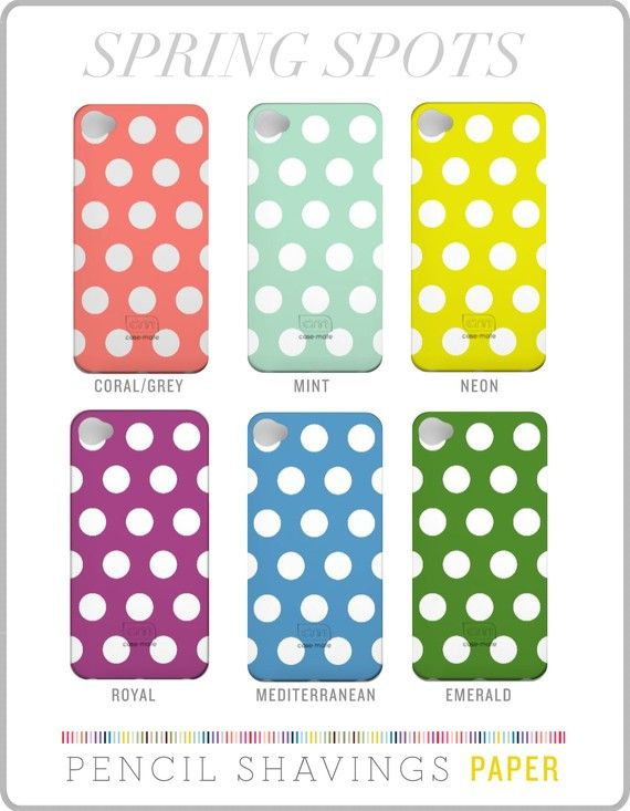 iphone cases... *drooling*Iphone Cases, Polka Dots, Cases Iphone, Diy Iphone, Iphone Diy, Phones Cases, Iphone Covers, Iphone 4 Cases, Iphone Iphone