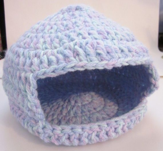 crochet guinea pig bed - Google Search