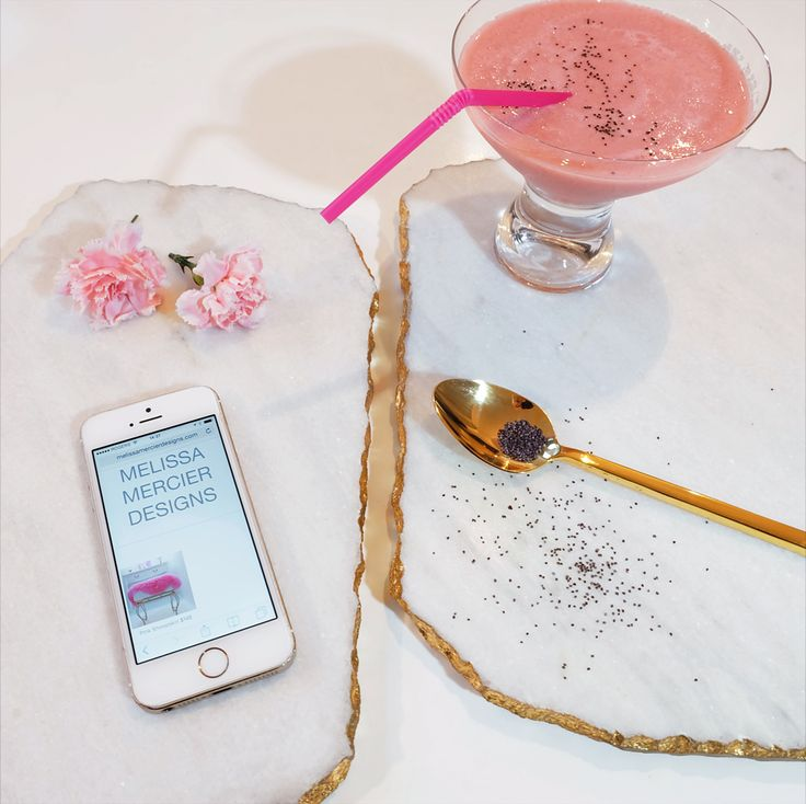 A lifetime spent designing and customizing the objects in my life… Hours of work to make these designs available for all… Enjoying the fruits of my labor with a delightful strawberry milkshake… The shop is open!   www.melissamercierdesigns.com  #pink #sheep #skin #fur #shop #store #bright #magenta #wool #gold #spoon #marble #trays #strawberry #milkshake #smoothie #poppy #seeds #carnations #flowers #iphone #drink #morning #celebrations #hair #vancouver #straw #online #melissamercierdesigns