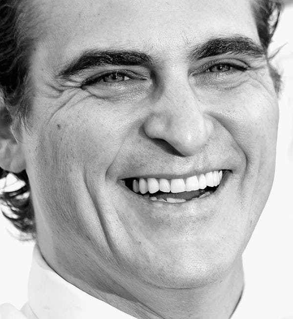 Joaquin Phoenix is listed (or ranked) 1 on the list 26 Celebrities with Cleft Lips