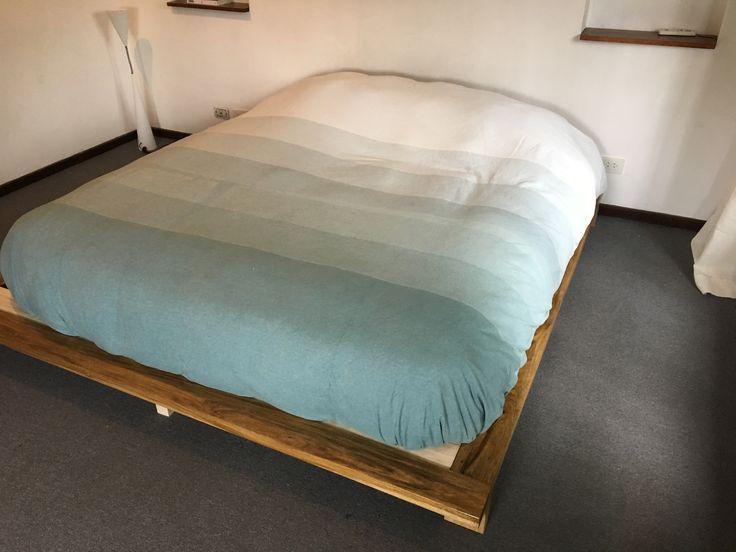 Las 25 mejores ideas sobre cama japonesa en pinterest for Medidas camas americanas