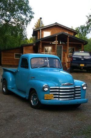1951 Chevy 3100 Truck My dream truck