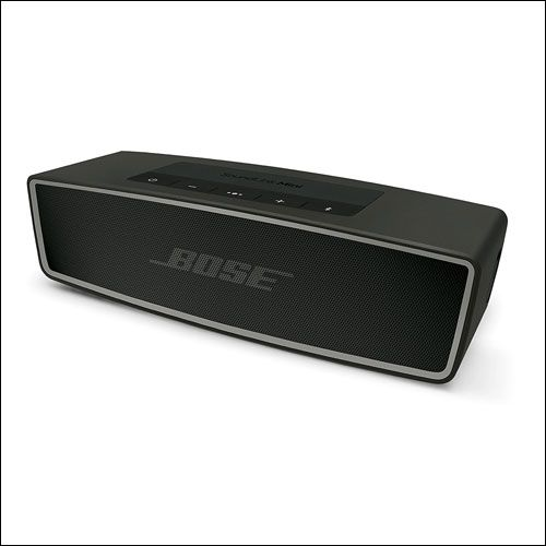Bose SoundLink Mini Bluetooth Speaker II - Searching for the Best Bluetooth Speakers for Amazon Echo Show? Take a look on this collection of Best Amazon Echo Show Bluetooth Speakers from amazon.