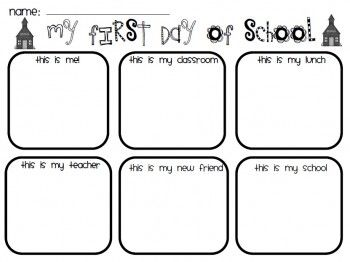 154 best images about First day of School on Pinterest | Friend ...