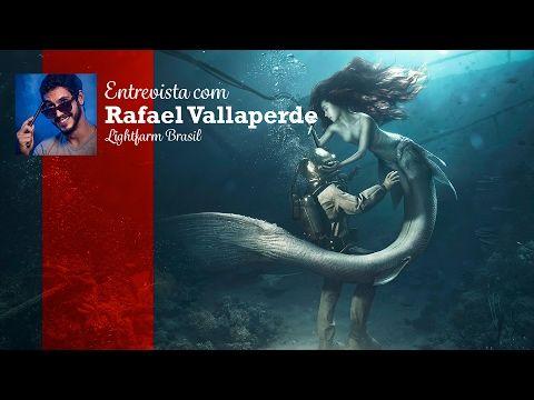 Entrevista com Rafael Vallaperde da Lightfarm Brasil – Palestrante do Photoshop Conference 2017 – DesignCafeinado