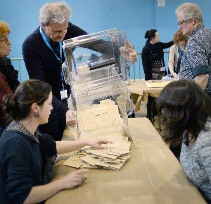 Victoire de la droite aux élections départementales