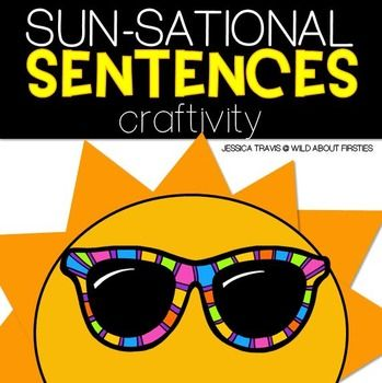 The end of the year is near and we are always looking for fun AND educational activities to keep us busy! This little freebie is perfect to keep your students reading and writing while thinking about summer! Students will write sight words, spelling words, challenge words, and more on the rays of the sun.