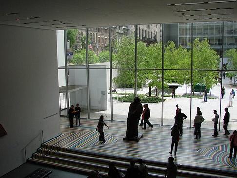 MoMA in New York