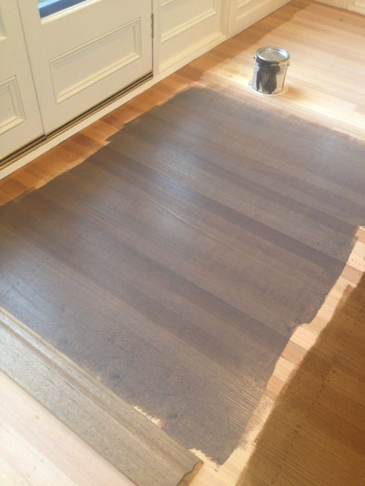 Osmo Graphite on Vic Ash. Our new floor colour?