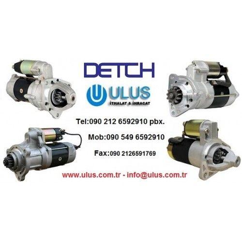 3957592 Marş dinamosu Cummins Motor Yedek Parçaları