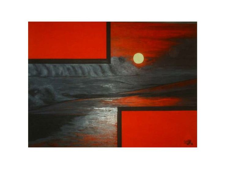 Peace 201 90 cm x 1,20 cm Oil on Canvas ( Óleo sobre Tela) www.artsaigg.com Sold Out - Vendida