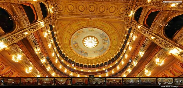 Teatro Bogota, Colombia
