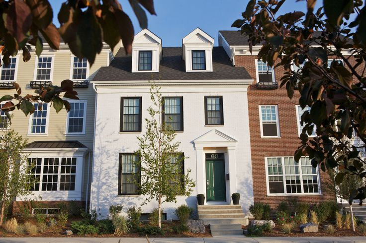 Colonial Homes With Dormer Windows Custom Window Boxes