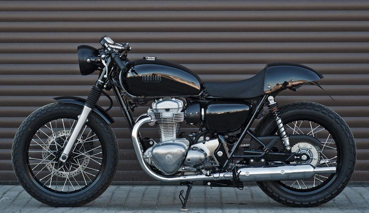 1000 images about kawasaki w800 w650 on pinterest flat tracker chicks on bikes and google. Black Bedroom Furniture Sets. Home Design Ideas
