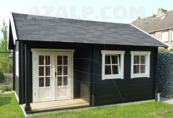1000 images about tuinhuis on pinterest gardens garden log cabins