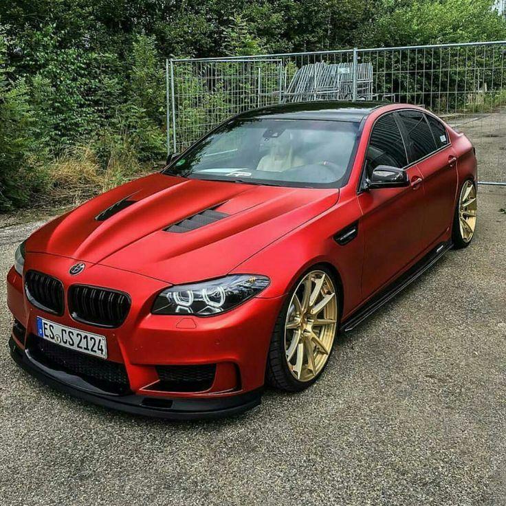 BMW M3 customisée