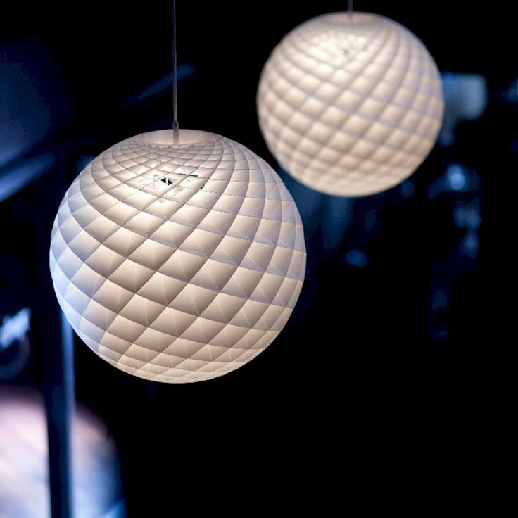 Patera. Such a pretty light fixture by Louis Poulsen. #patera #LouisPoulsen