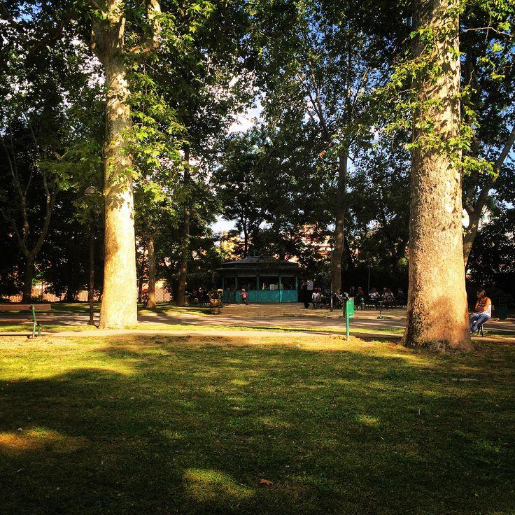 Realaxtime nella bella stagione, Parco della Montagnola Bologna