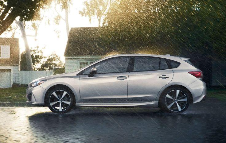 2017 Subaru Impreza: First Look