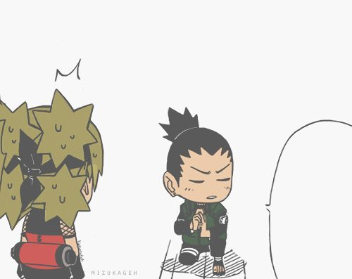 Love is the most troublesome thing of all :gif: #Naruto # ...