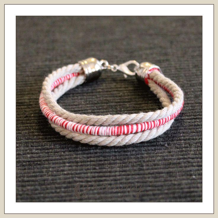march bracelet (Μάρτης)