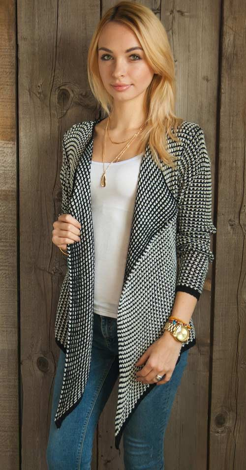 Cupshe Keep On Your Pace Knitting Cardigan