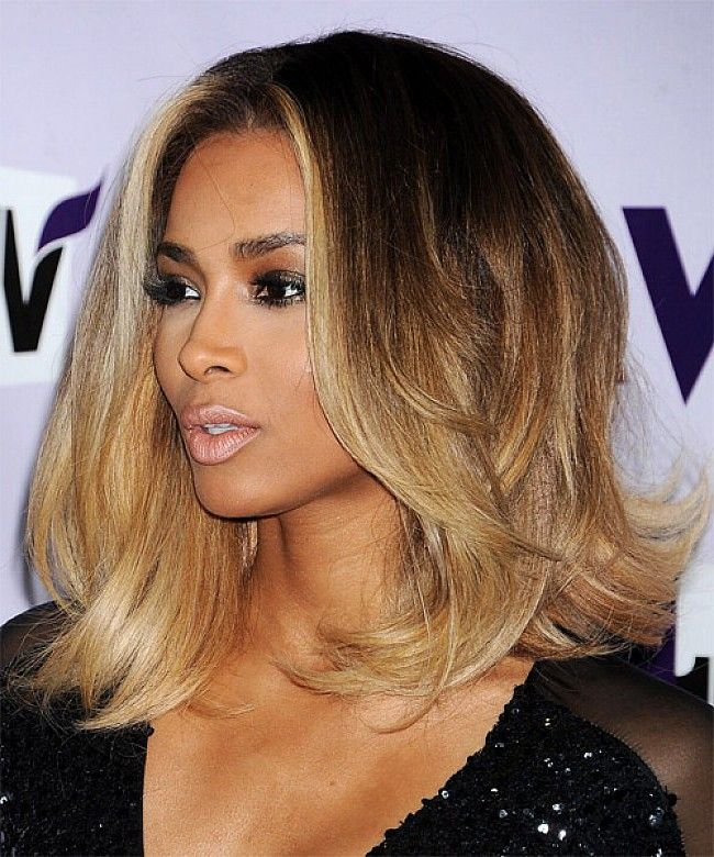 2015 Long Bob Hairstyles For Black Women Haircuts For