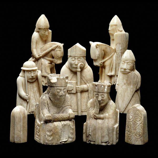 Jeux historiques - Collection de jeux d'échecs CCIFrance