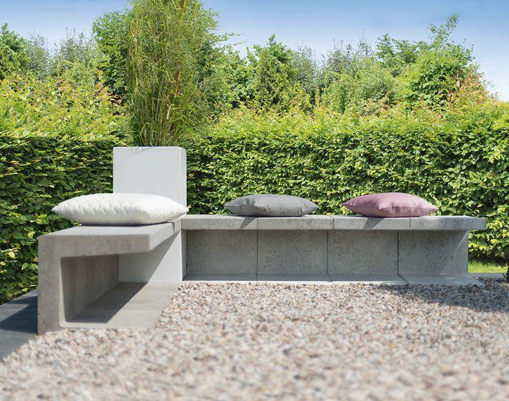 Pin Auf Stufen Palisaden L Steine Gartengestaltung