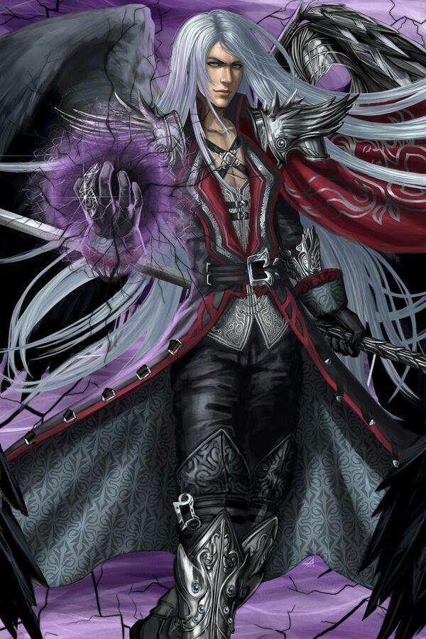The True Satan The Return of Satan Anime fallen angel