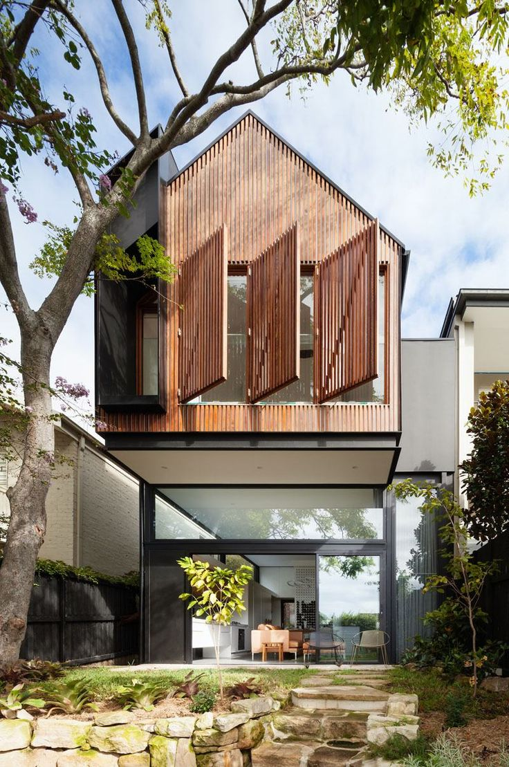 enochliew Sustainable House Randwick 2 by Day