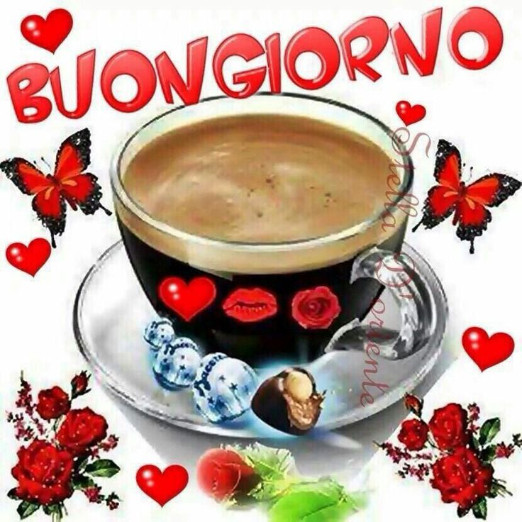 Good Morning Amore : Images about buongiorno buonanotte on pinterest