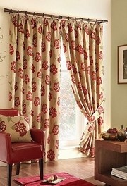 Our collection of ready made curtains offer excellent value for money. made with quality fabrics from some of the UK leading manufacutrers, we are sure to have a design that fits perfectly with your decor. Delivery on ready made curtains is 3-5 days unless otherwise stated. UK mainland delivery is free over £75.00.