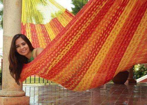 Family Mayan Hammock - Tequilla