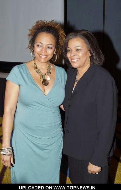 Kim Fields & Chip Fields