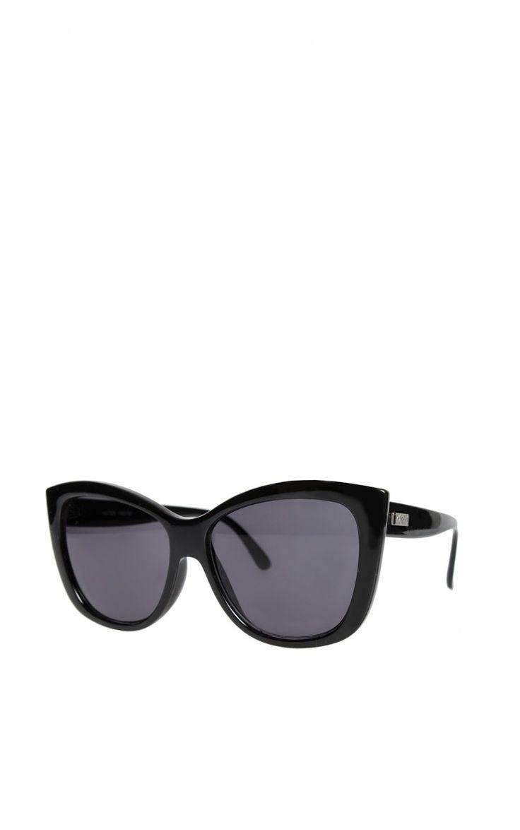 Solglasögon Hatter BLACK - Nyheter - Raglady