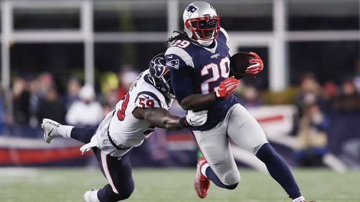 Free agent RB LeGarrette Blount draws interest from the Giants
