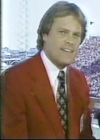 Former Broncos wide receiver MIKE HAFFNER was a commentator for NBC Sports in 1979--Mike did play-by-play for the Broncos/Seahawks game on September 23, 1979.