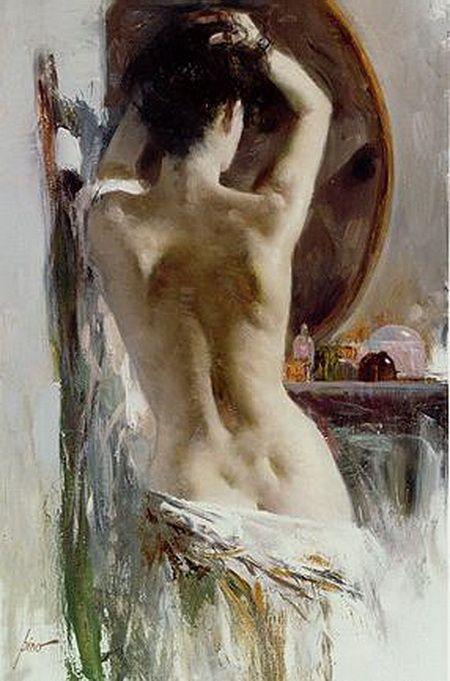 Artiste Pino Giuseppe Dangelico.