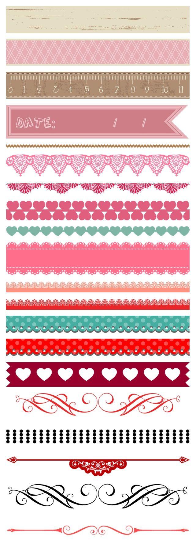 vectores letras tapices