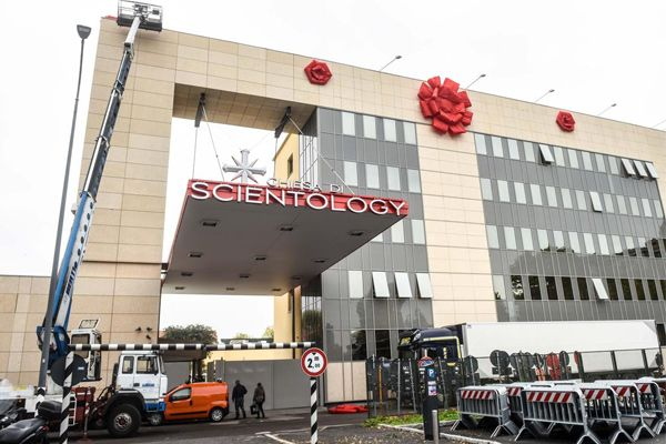 Largest Scientology Church In The World To Open In Milan.