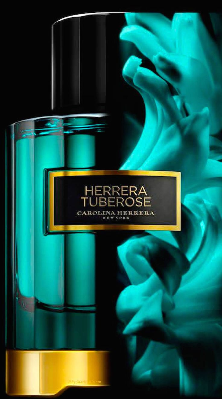 Carolina Herrera Tuberose Perfume | House of Beccaria#
