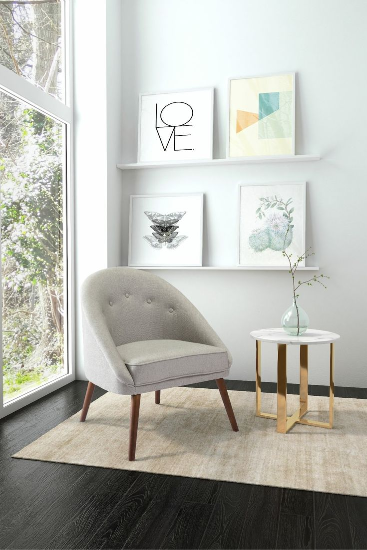 Best Carter Occasional Chair Light Gray Blue Accent Chairs 400 x 300