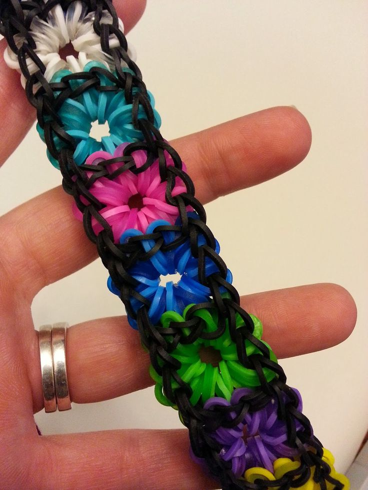 394 best images about Rainbow Loom on Pinterest