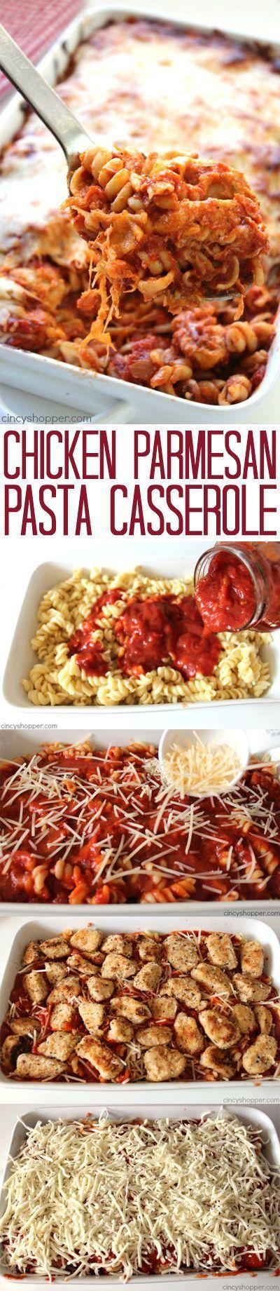 Large quantity pasta recipes
