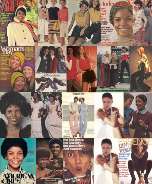 Haitian-American Jany Remponeau Tomba, who became one of the USA's very first black supermodels